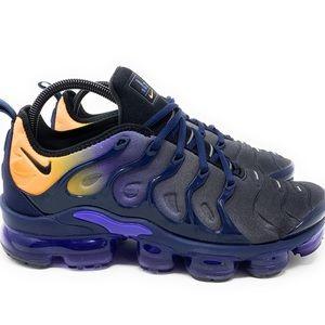 Nike Air VaporMax Plus Blue Orange Running